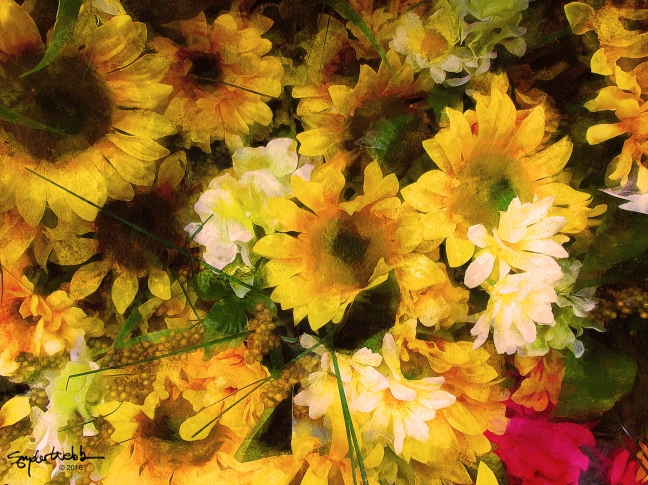 Xtreme Floral 21 FAA Small