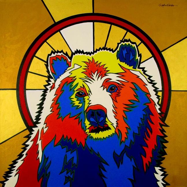 Saint Grizz 10x10